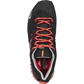 The North Face Verto Plasma II GTX Shoes Women TNF Black/Radiant Orange
